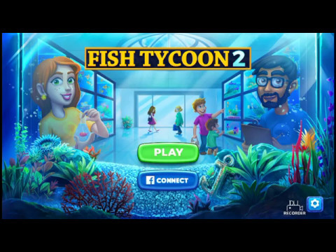 Fish Tycoon 2 - Nostalgia Game Zaman Dulu :v