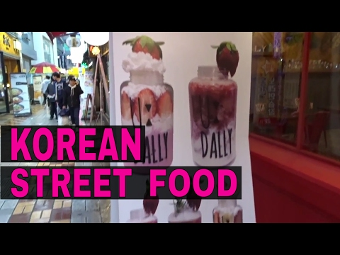 STREET FOOD BUSAN
