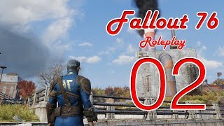 MORGANTOWN AIRPORT - Fallout 76 Solo Roleplay