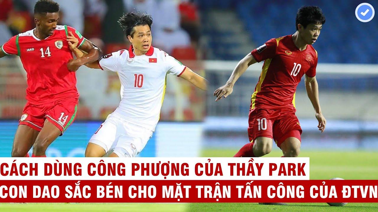Công Phượng: Con dao quan trọng cho mặt trận tấn công của đội tuyển Việt Nam