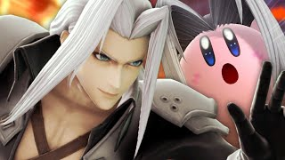All About Sephiroth