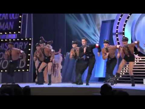Glee's Matthew Morrison - Kennedy Center Honors - Springtime for Hitler