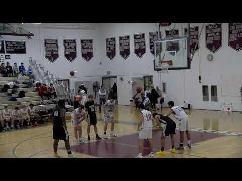 Westford Academy Varsity Boys Basketball vs Cambridge Rindge & Latin