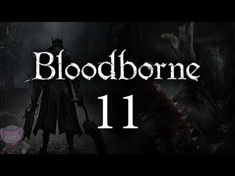 Bloodborne with ENB - 011 - Forbidden Woods 2 - Iosefka Encounter