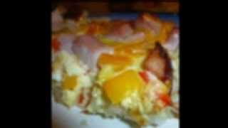 Ham And Cheese Breakfast Quiche Www.lmakla.com