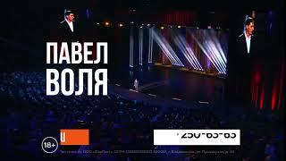 02.10.2018. Анонс концерт Павла Воли во Владивостоке!