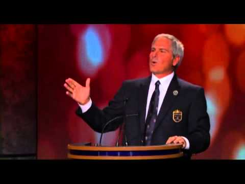 2013 Induction: Fred Couples, presented by Jim Nantz