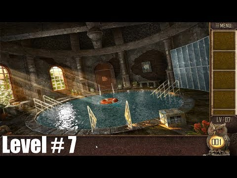 ROOM ESCAPE THE 100 ROOM 10 Level 7 -ANDROID/iOS GAMEPLAY/WALKTHROUGH