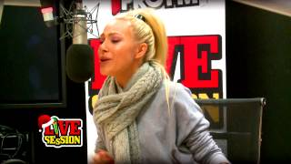 Amna - De Craciun Feliz Navidad (LIVE ProFM)
