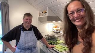 """""""Lucky's Home"""" Frisch kochen mit Tamara aus dem Emmental"""