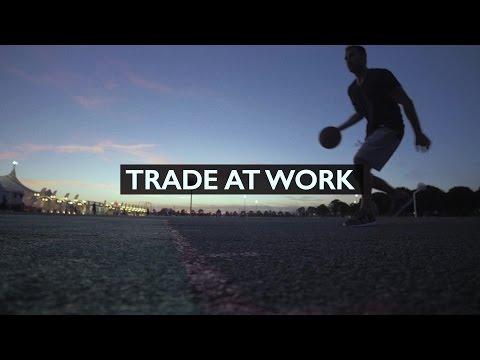 Trade at work