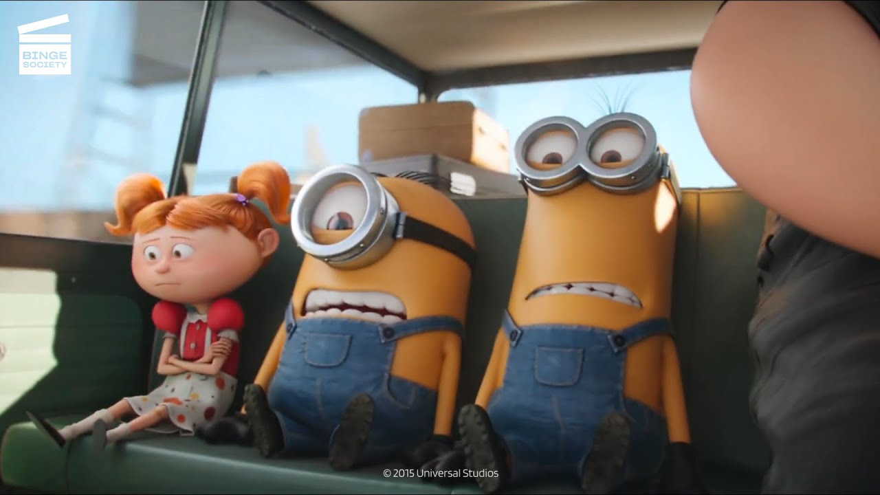 Download Minions: The evil family