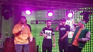 Bam Dighidi Bam, Crow &amp Tecko Starr - Imi place comedia (Live)