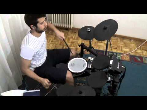 Green Day -21 Guns (Drums Cover)