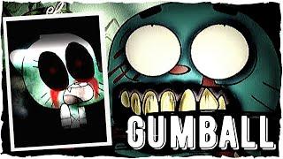 Gumball Creepypasta   Страшная история про Гамбола   The Grieving - Scary and horror story