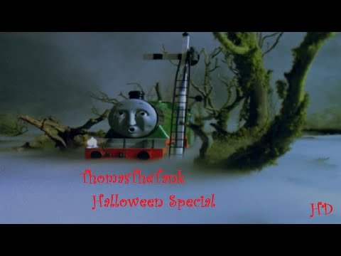 Thomas The Tank Engine & Friends Halloween Special HD