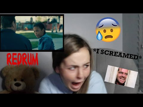 Doctor Sleep| Horror movie|FINAL TRAILER (Reaction) *I cant believe she did that*