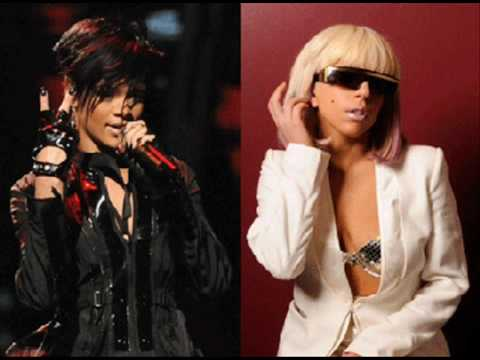 rihanna ft. lady gaga silly boy