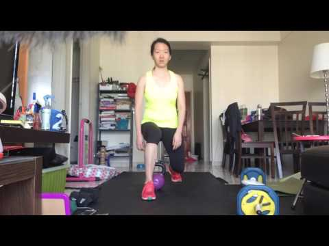 C-WOW #69 - ISOLATION / WEIGHTS (DB, KB, barbell) + JUMP ROPE / TIMER