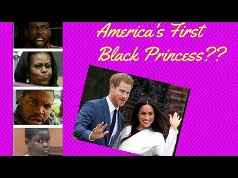 MWB: America's first black princess? Are we really celebrating?