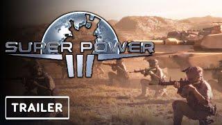 SuperPower 3 - Announcement Trailer