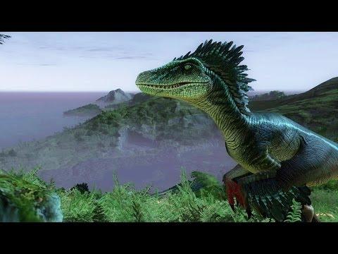 ARK : Magyar Jurassic Park Szerver #2