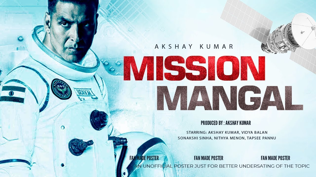 !!-1080p'Movies!!! 【HD】 - Mission Mangal [»2019«]  BLURAY *FREE 【FULLMOVIE】