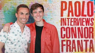 Connor Franta TELLS ALL!