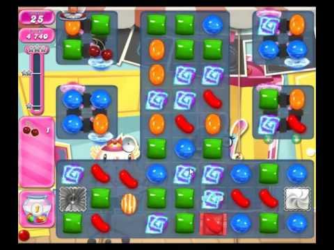 Candy Crush Saga Level 2367 - NO BOOSTERS