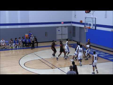 Men's Basketball VS Kellogg Community College Game Highlights (11/09/18)