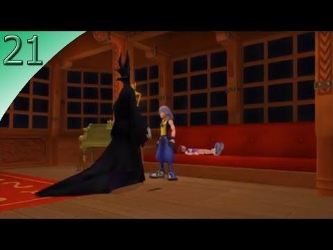 Let's play kingdom hearts final mix I #21 Cette marionnette possède un coeur