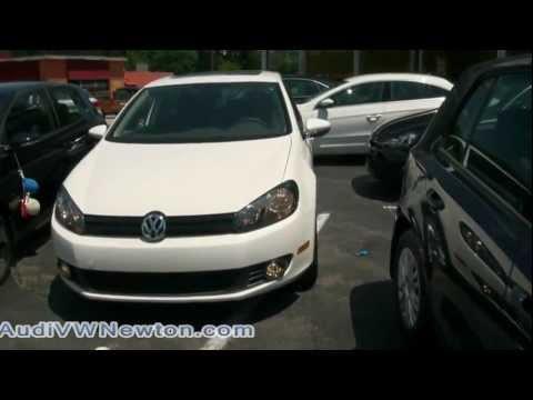 2012 Volkswagen Golf TDI Hatchback Clean Diesel