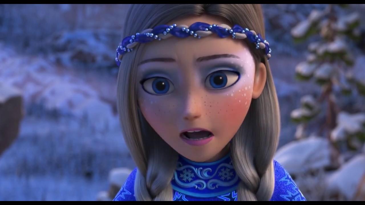 Download O Reino Gelado  Fogo e Gelo The Snow Queen 3  Fire and Ice  Authorized film Trailer Dublado
