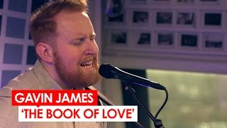 Gavin James - The Book of Love (live bij Mattie & Wietze)
