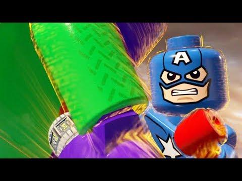 LEGO Marvel Super Heroes 2 - Boss Battle + Ending