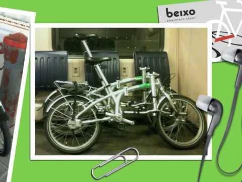 Bicicletta Pieghevole Beixo.Beixo La Bicicletta Pieghevole Senza Catena A Trasmissione Cardanica