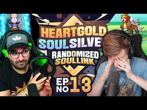 slather my butt   Pokemon Heart Gold and Soul Silver Soul Link Randomized Nuzlocke EP 13