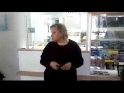 Из отделения Почты России выгнали «гниду клиента»