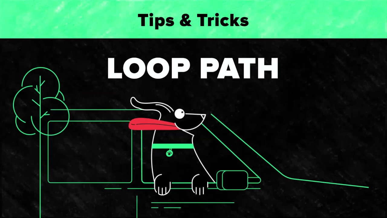 After Effects Tips & Tricks - Loop Path