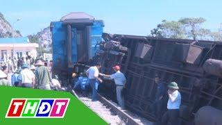 Tai nạn tàu hỏa ở Thanh Hóa: Lỗi do nhân viên gác chắn và lái xe tải | THDT