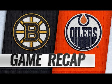 Draisaitl scores OT winner to lift Oilers past Bruins