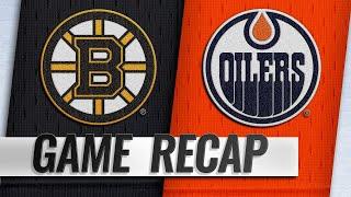 Draisaitl scores OT winner to lift Oilers past Bruins