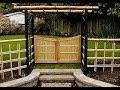 Desain Pagar Rumah Dari Bambu Masa Kini