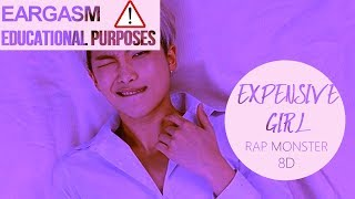 Video RM (BTS) - EXPENSIVE GIRL [8D USE HEADPHONES] 🎧 download MP3, 3GP, MP4, WEBM, AVI, FLV Agustus 2018