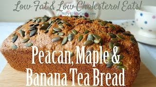My whole wheat banana, pecan & maple tea bread is fluffy, moist and, best of all, full banana nutty yumminess. quick, easy and simple to bake recipe, with...