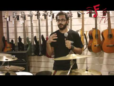 Rahul Hariharan (Bhayanak Maut) - Mapex Drum Clinic @ Furtados Music Store