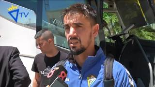 Carlos Calvo tras Jumilla-Cádiz (01-05-16)