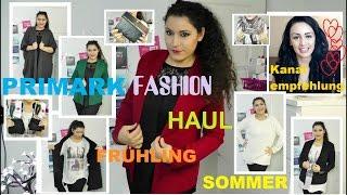 Primark Fashion Haul Frühling / Spring + Kanal empfehlung