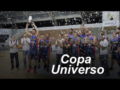 Brasília conquista Copa Universo em preparação pro NBB CAIXA 2016-2017