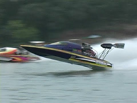 IHBA Red Bluff Nitro Nationals Drag Boat race 2003